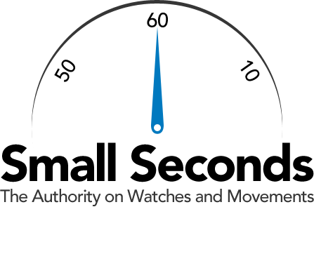 Small Seconds - The Authority on Watches and Movements
